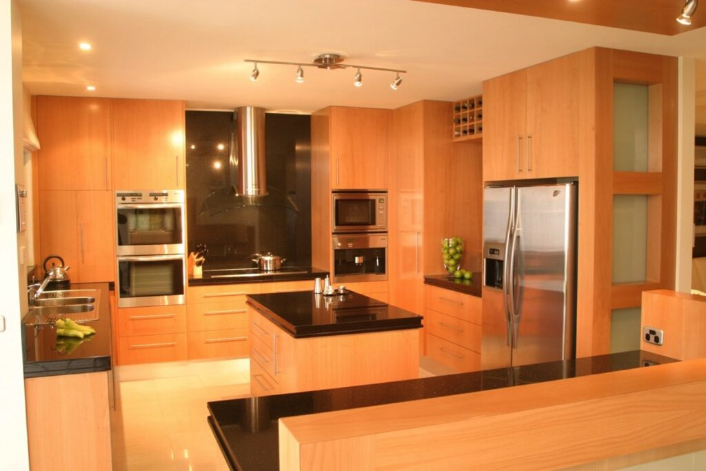 HIA Victorian Awards Runner Up Renovated Kitchen Project