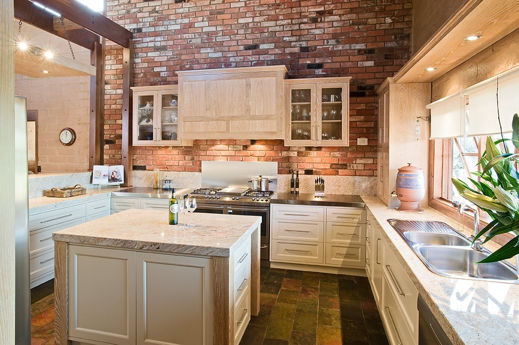 HIA Victorian Awards Winner Renovated Kitchen Project