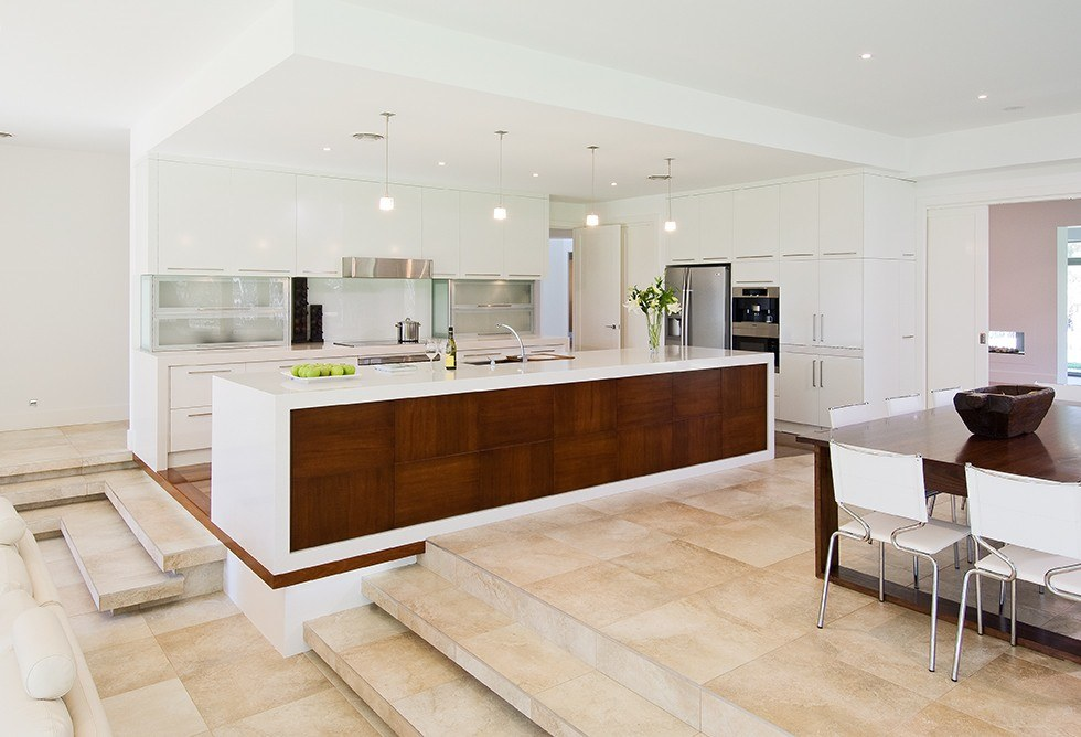 Contemporary Shepparton kitchen, bathrooms and cabinets