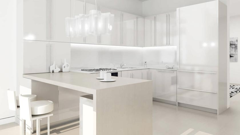 Looking for some white kitchen inspiration?