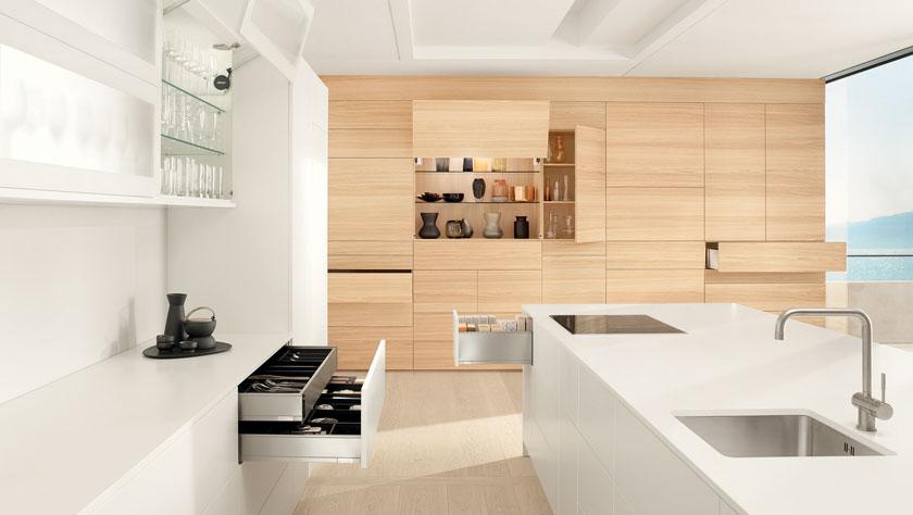 Blum - The complete kitchen solution